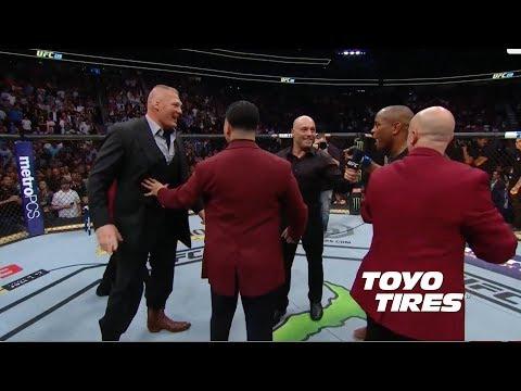 هل يعود بروك ليسنر للعمل مع UFC مرّة أخرى؟
