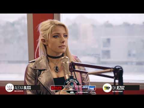 اليكسا بليس تعلق على معاناتها فى NXT وتكشف عن مصارعها المفضل