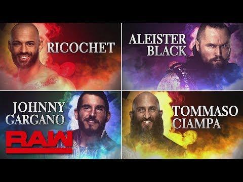 إكس باك: تربل اتش رغب بصب الزيت فوق النار بتصعيد نجوم NXT!