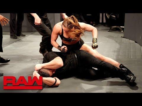 روندا راوزي: بإمكان WWE طردي في أي وقت تريد!