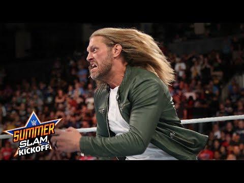 ريكوشيت يتحدى عضو قاعة مشاهير WWE