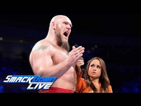 نشر نجم WWE الصاعد إلى التدريبات