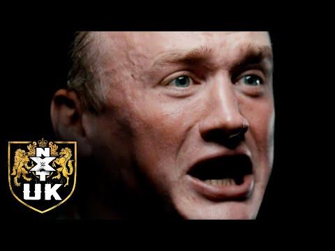 نجم NXT يستأنف عداءه ضد بطل العرض البريطاني