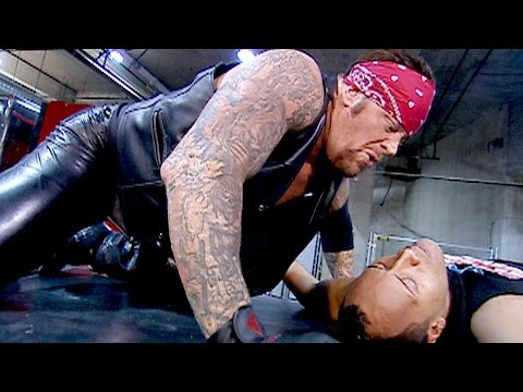 أندرتيكر يحدد أهدافه بعد اعتزاله من حلبات المصارعة