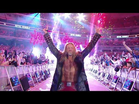 هل سيعود إيدج إلى WWE قبل سمرسلام؟