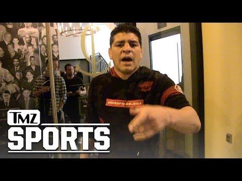 آخر أخبار اعتقال واحتجاز مقاتل UFC دياز