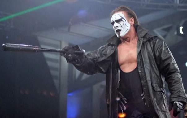 هل يندم ستينغ على التوقيع مع WWE ؟