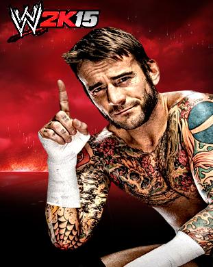 هل سيتواجد سي ام بانك في لعبة WWE2K15 ؟!