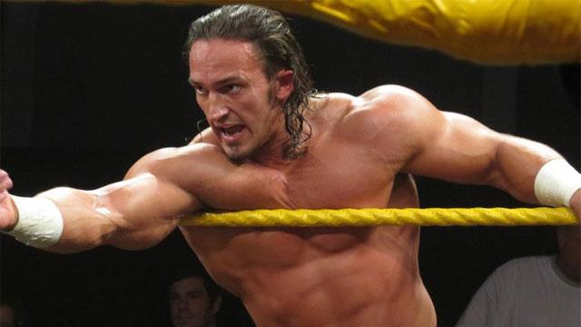 مواجهة نارية للصاعد أدريان نيفيل بعرض NXT القادم !!
