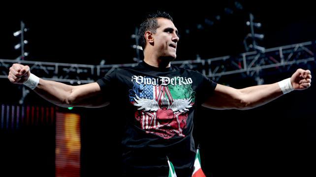 ألبرتو دلريو ينتزع لقب GFW، المصارع الكبير كين أندرسون يوقع لحلبة الشرف