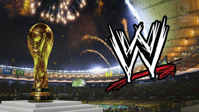 شاهد مواهب NXT يتحدثون عن كأس العالم (فيديو)