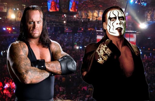 مصادر في WWE: أندرتيكر يستعد لمواجهة ستينج في ريسلمانيا!
