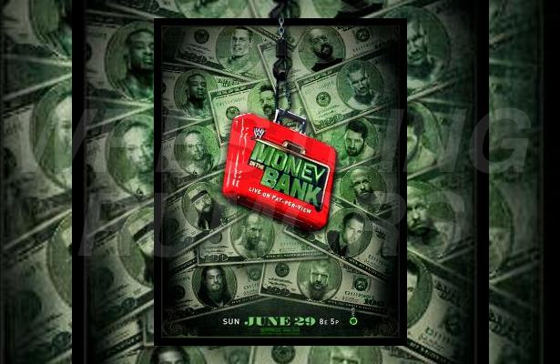 شاهد غلاف الديفيدي الخاص بعرض موني إن ذا بانك (صورة)