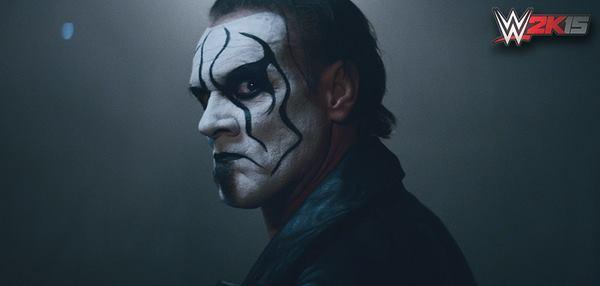 ألبوم صور| كيف سيبدو شكل الأيقونة ستينج في لعبة WWE2K15 ؟