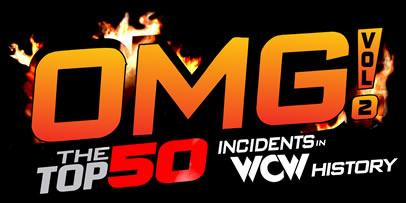 شاهد الإعلان الرسمي لإصدار الفيديو الخاص بأشهر 50 حادثة في تاريخ WCW (فيديو)