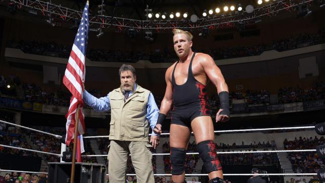 جاك سواغر يتحدث عن رأيه بأقوى وأذكى المصارعين في WWE حاليا