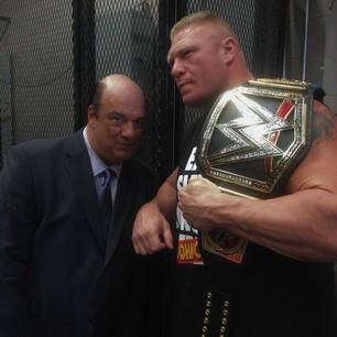 WWE تكشف عن حزامها الموحد الجديد رسميا