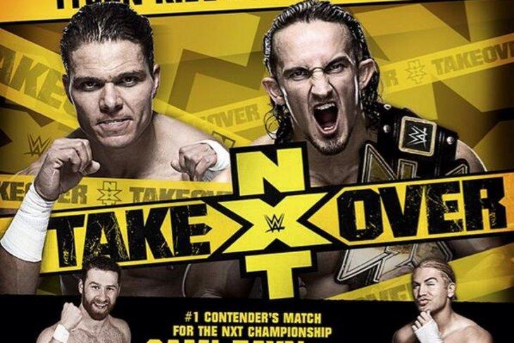 تربل اتش يكشف عن موعد إقامة العرض الكبير NXT TAKEOVER 2