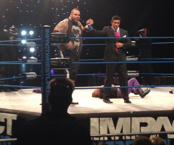 تفاصيل جديدة حول شخصية برودس كلاي في TNA