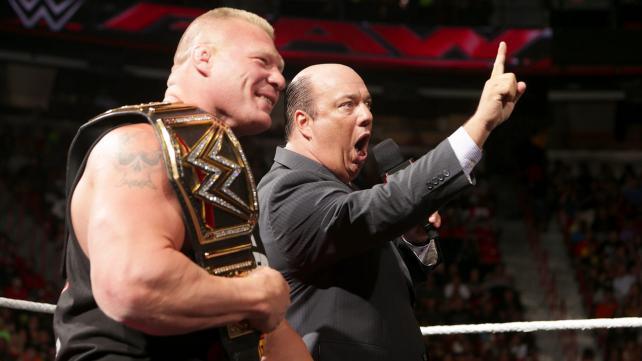 WWE قد تجبر على إعادة بروك ليسنر للجحيم في القفص 2014 !