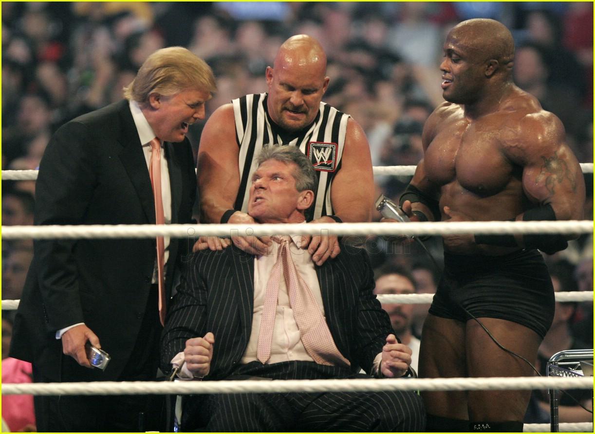 WWE تتبرع بسخاء لمنظمة ترامب وتنقذها من الافلاس