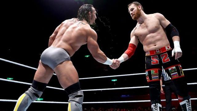 هل بدأ تربل اتش ثورة الشباب في WWE؟