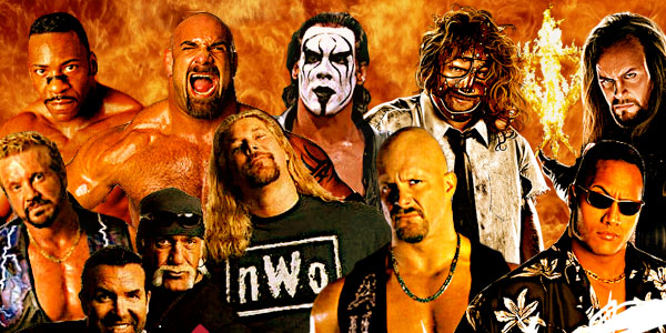 التاريخ يتكلّم: أحداث أسطورية من عصر WCW الذهبي (1)