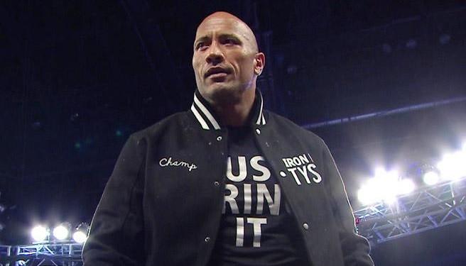 دراجة نارية تدهس ذا روك، نجم TNA السابق يشارك مع ROH، سيث رولنز