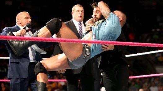 راندي أورتن يتحدث عن التنافس مع نجوم NXT وضربات الRKO المفضلة لديه