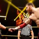 أدريان نيفل يناقش مسألة غيرة النجوم من مصارعي NXT