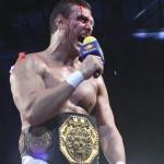 ألبرتو دلريو يفوز بأول لقب عالمي بعيدا عن WWE