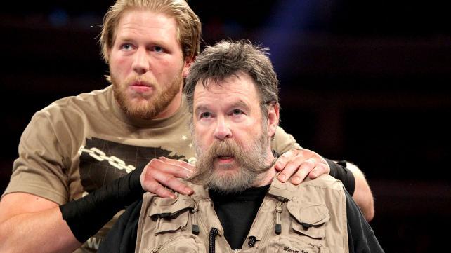 معركة قضائية محتملة ضد جيف ومات هاردي، زاب كولتر في منصب كبير مع TNA