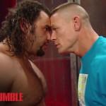 WWE تبدأ في عداوة جون سينا وروسيف (فيديو)