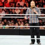 دانيال براين يأمل أن يواجه مدرّبه في حلبات المصارعة