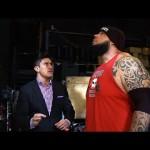 برودس كلاي يسخر من شخصيته القديمة مع إتحاد WWE