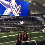 مجموعة صور من مؤتمر WWE الصحفي
