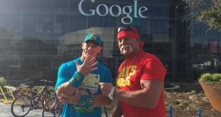 نجوم WWE يزورون عملاق البرمجيات جوجل (صور) ألبومات صور المصارعة كل الأخبار  أخبار المصارعة الحرة 2015 أخبار المصارعة 2015