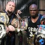 ديفون: المصارعون يعانون من قلّة الاحترام وسنعود إلى WWE