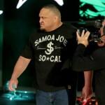 ساموا جو يتحدث عن امكانية عودة سي ام بانك الي المصارعة من جديد