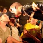 كودي رودس يؤكد مواجهة ستيفين أميل خارج حلبات الاتحاد (صورة)