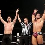 ساردست يواجه ستيفن أميل خارج أسوار WWE