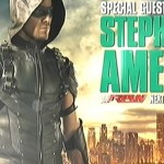 ستيفن أميل يظهر بشخصيته في مسلسل Arrow؟