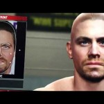مصارع بوجهك الحقيقي في لعبة WWE2K16 (فيديو)