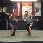 إيفا ماري تبتعد خطوة جديدة عن حلبات المصارعة (صورة)