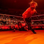 الوحش الاحمر كين يحدد شرط اعتزاله من حلبات المصارعة
