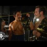 مصارعة جديدة تثير جدل كبير بين المصارعين خلف الكواليس!
