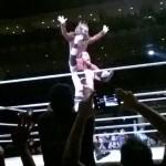 إتحاد إل توريتو وكيرتس أكسل، حضور نجمات TNA سابقات في عرض WWE، جديد ماديسون سكوير غاردن