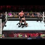 شاهد لعب المواجهة الثلاثية في لعبة WWE2K16