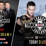 التقرير النهائي لنزالات مهرجان NXT تيك أوفر لندن