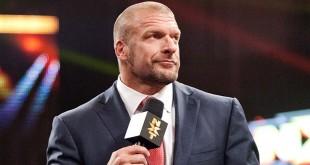 هل يبقي تربل اتش النجوم في NXT لتقوية العرض بدلا عن الدفع بهم للعروض الرئسية كل الأخبار  تربل اتش أخبار المصارعة الحرة 2017